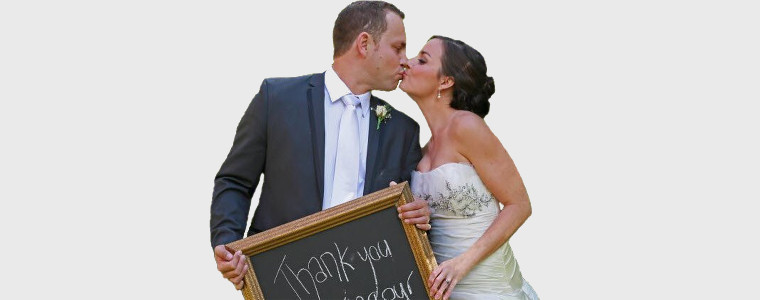 wedding testimonials for celebrant Rachael Schepers