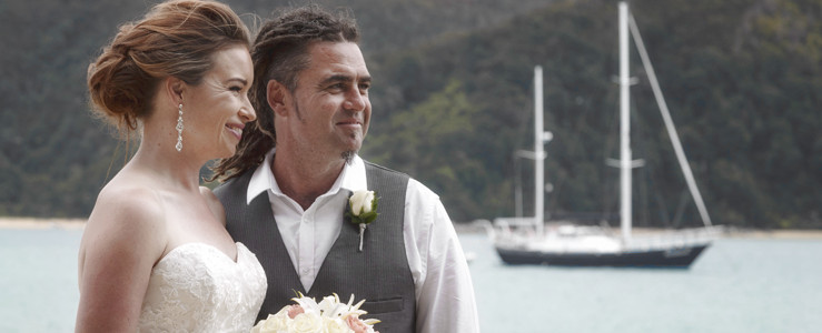 New Zealand Wedding Package